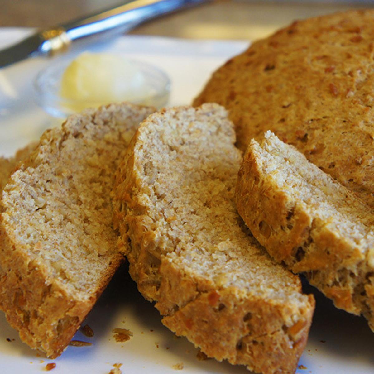 Texmati® Brown Rice Bread Recipe