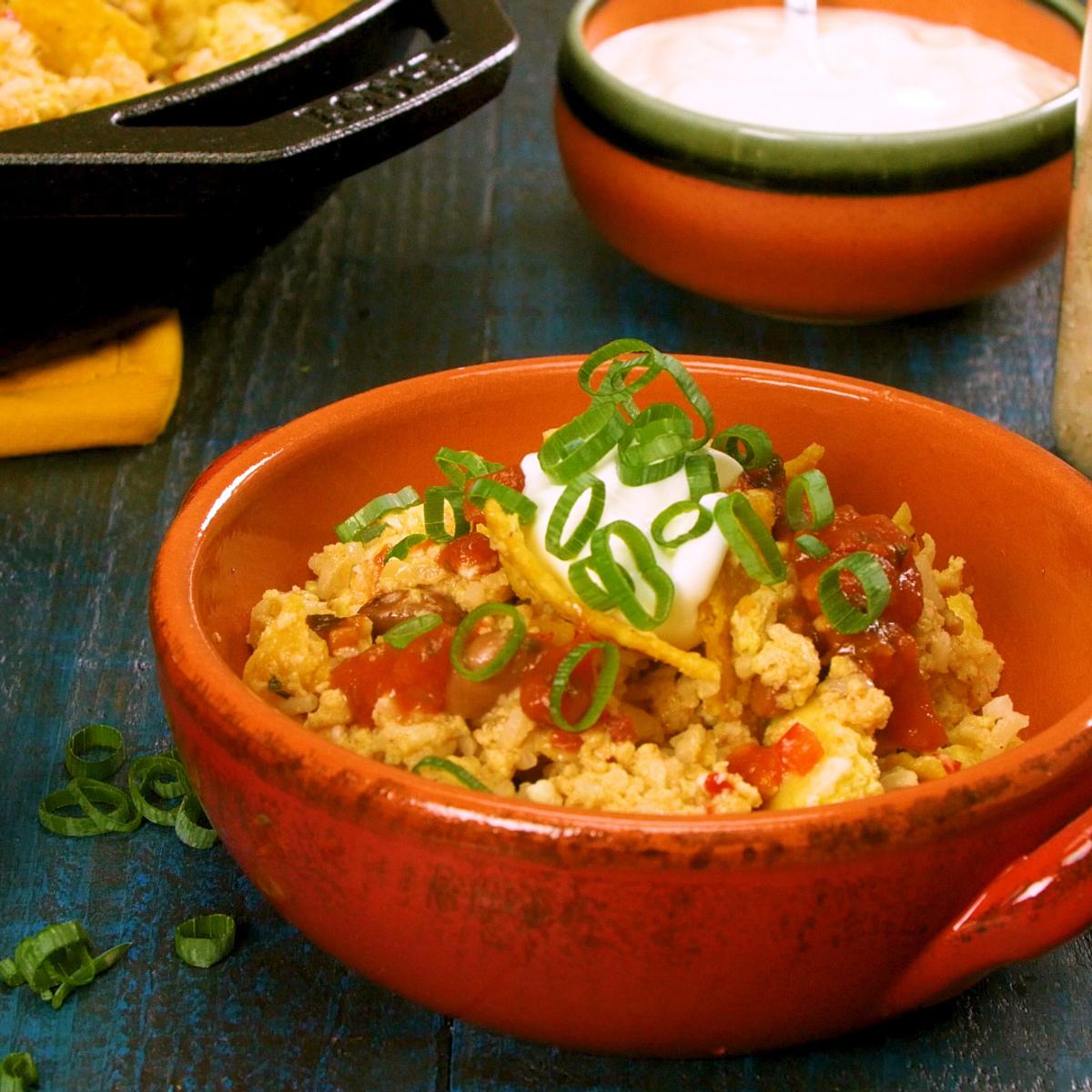 Texmati® Rice Migas Recipe