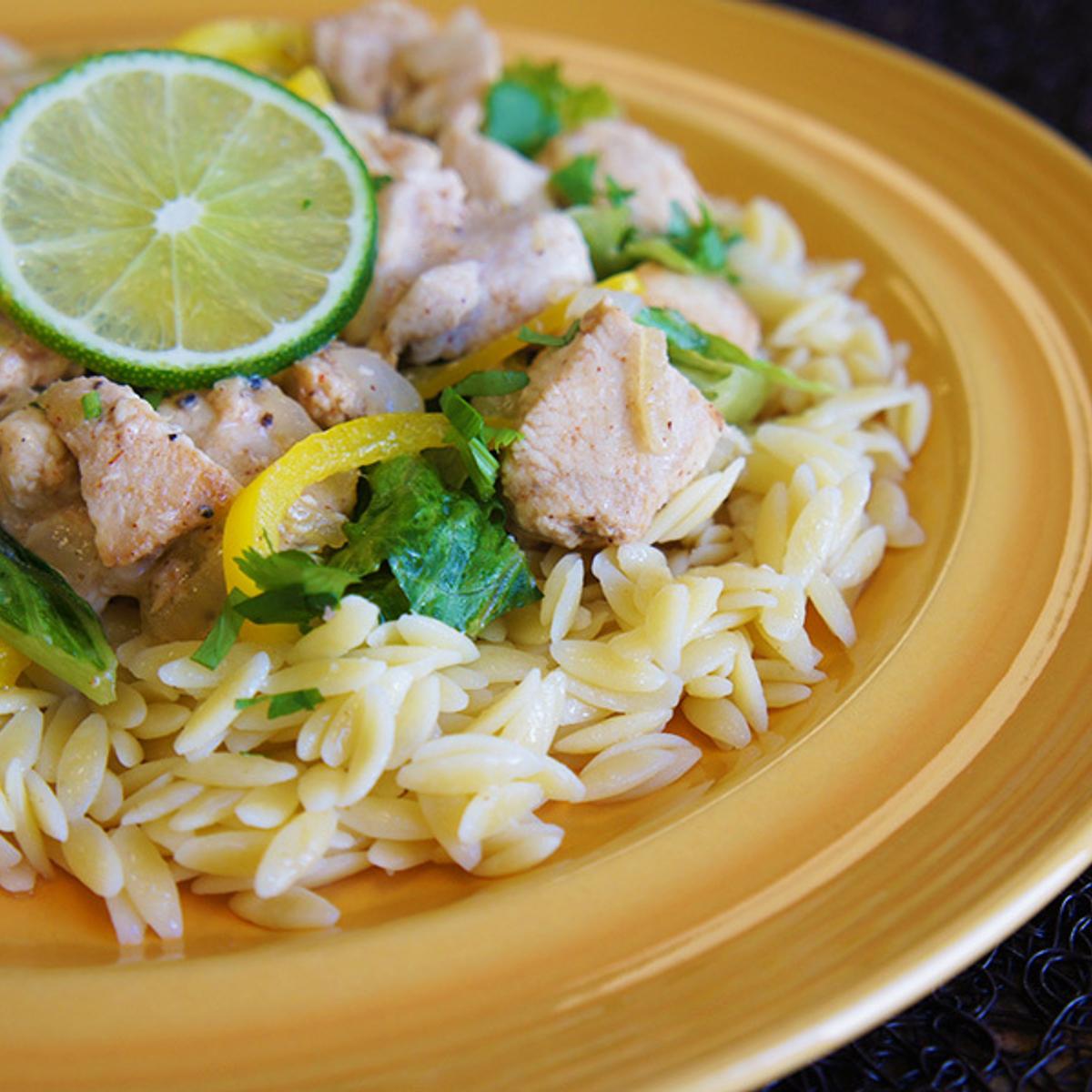 Tex-Mex Chicken Sauté Recipe