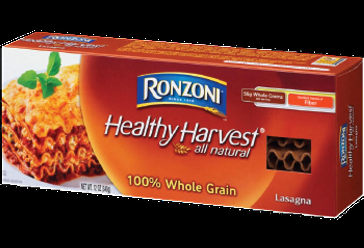Whole Grain Lasagna