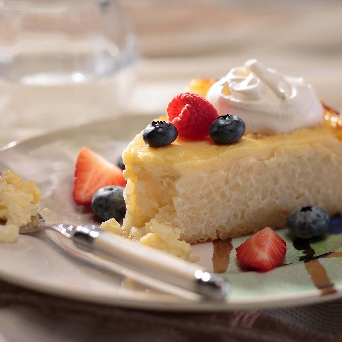 Arborio Silk Torte Recipe