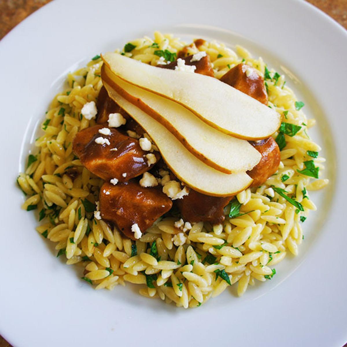 Chicken Messina Recipe