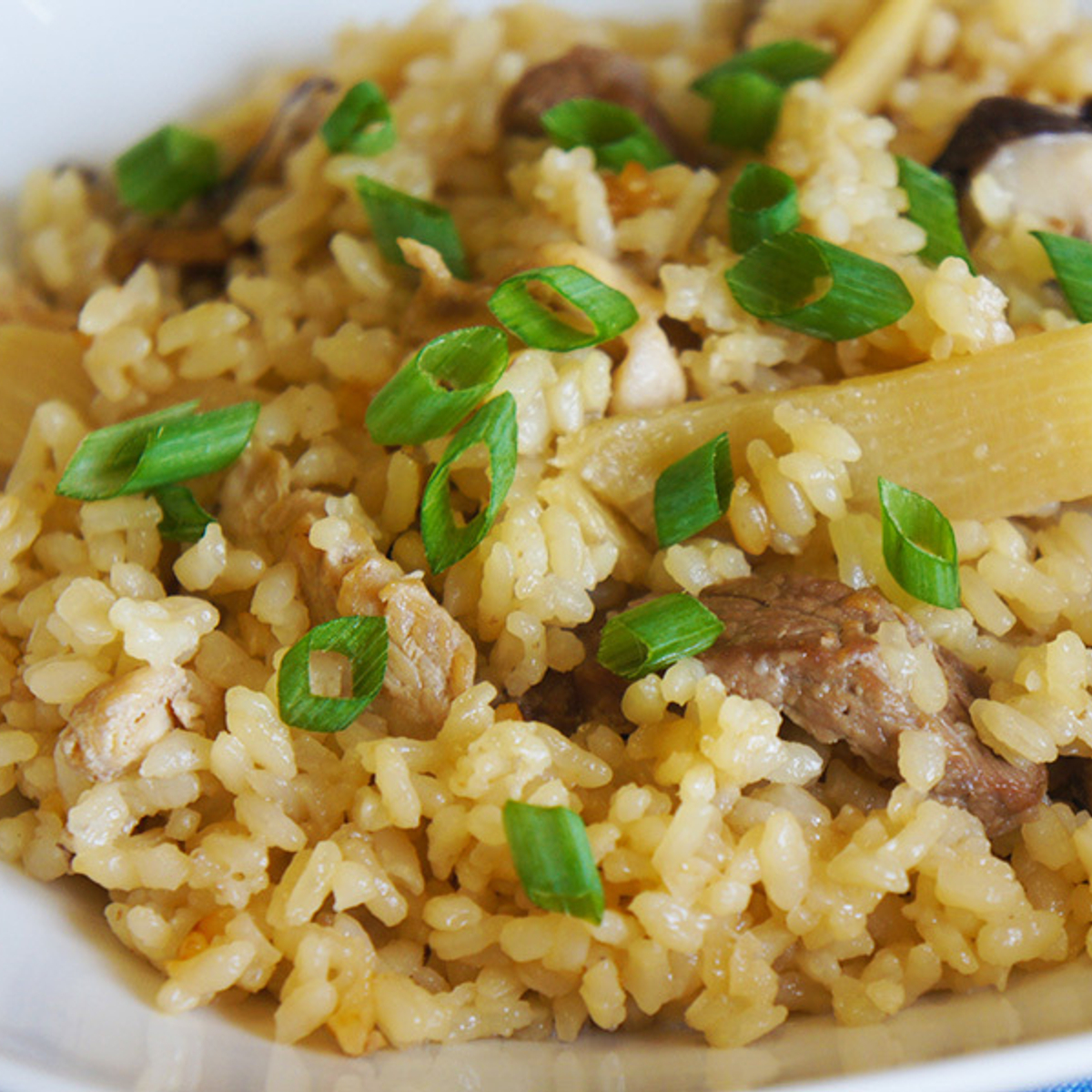 Easy One Pot Japanese Rice Recipe