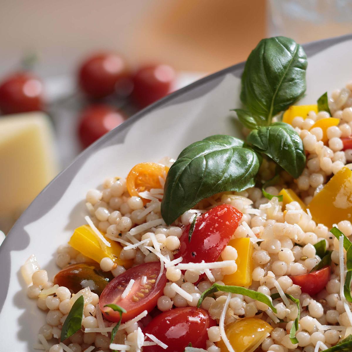 Garden Veggie Couscous Recipe