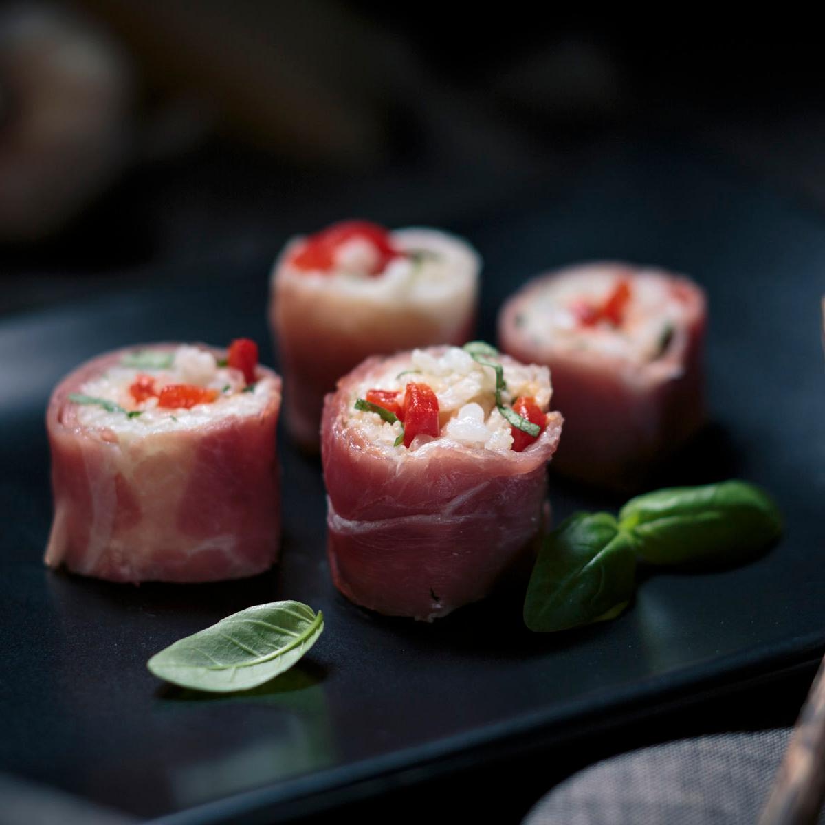 Italian Sushi Recipe