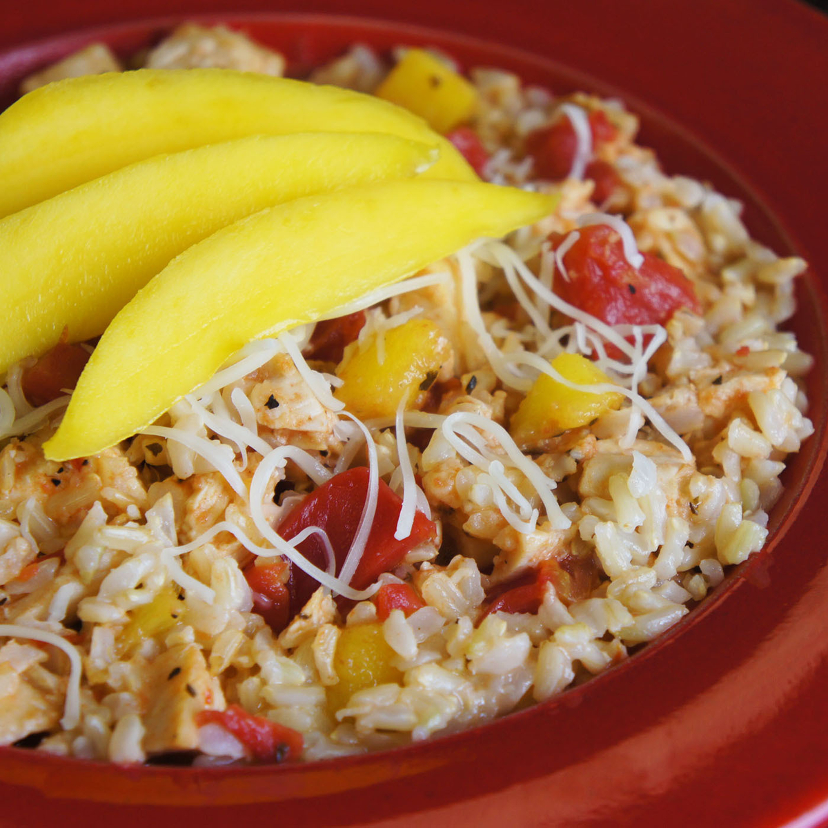 Last Mango in Milan Chicken & Rice Recipe
