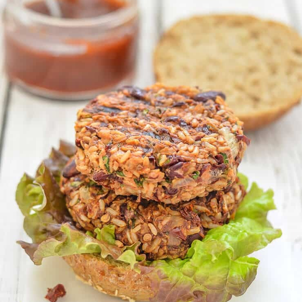 Mexican Burgers with Adobo Sauce Recipe