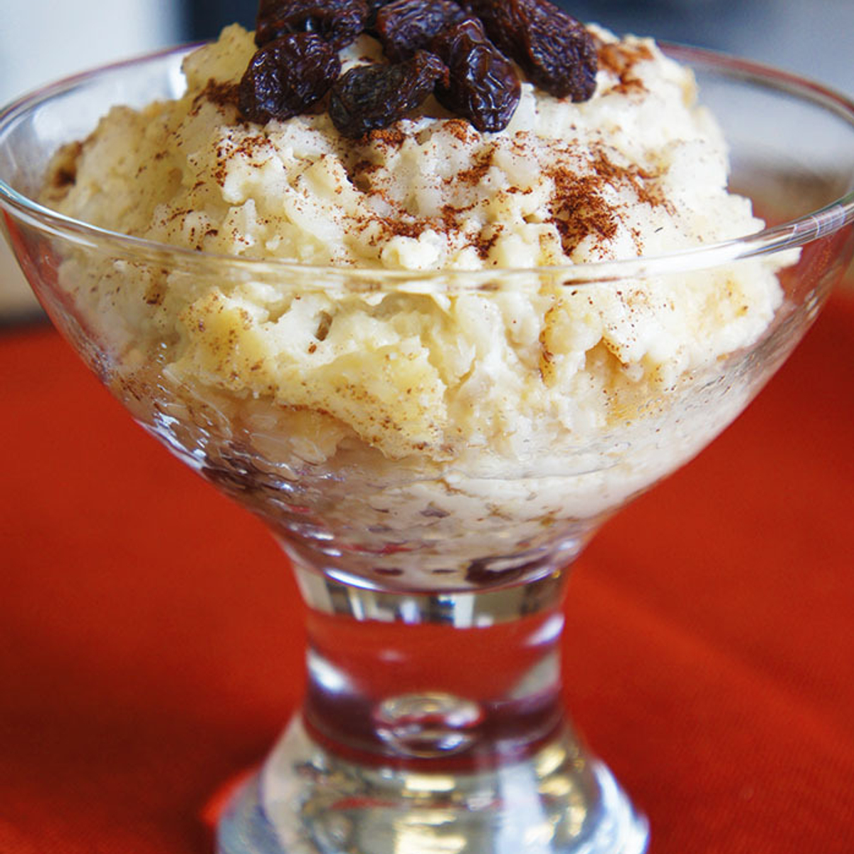 Old-Fashioned Rice Pudding Recipe