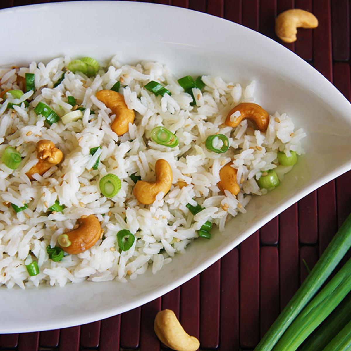 Pan Pacific Rice Recipe