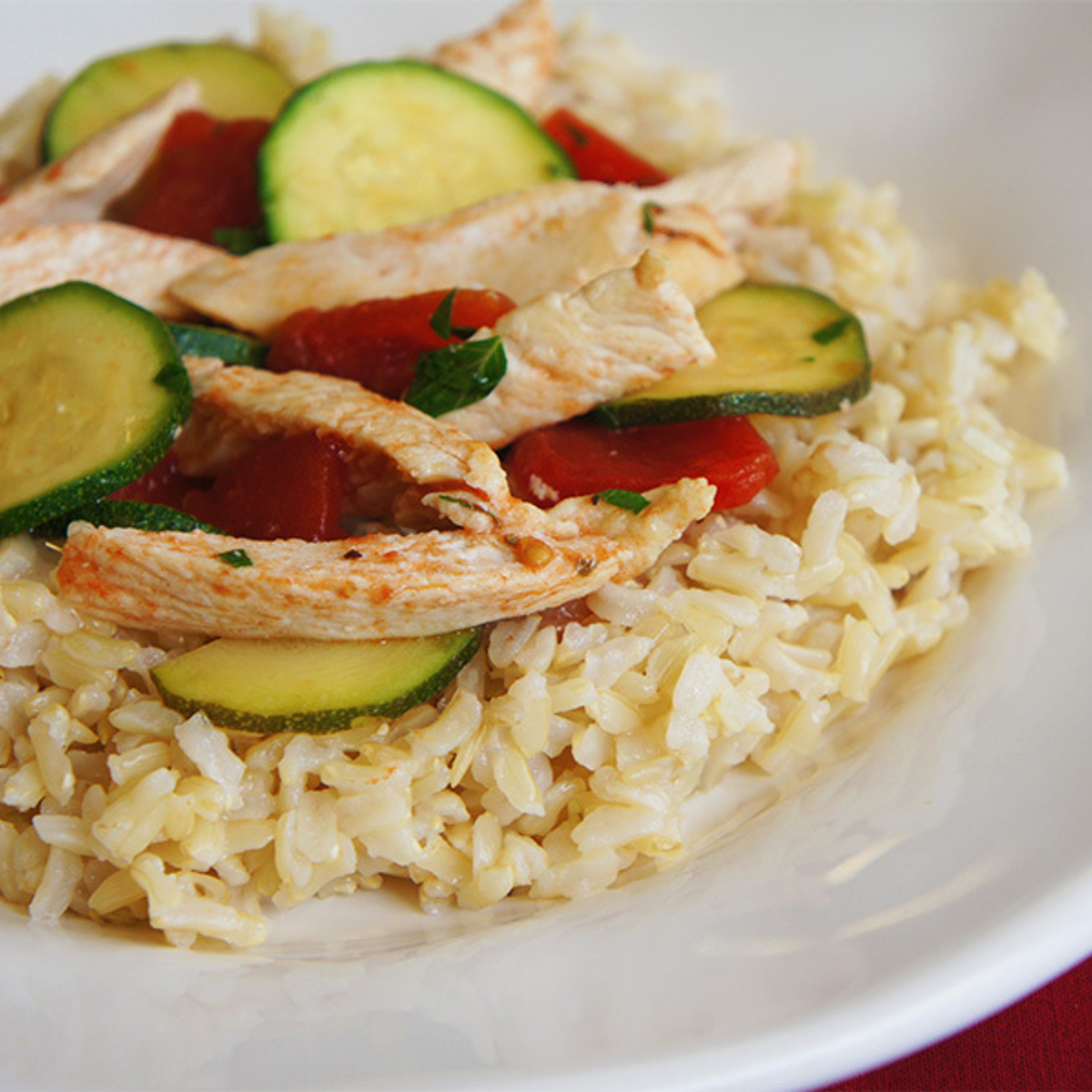 Quick & Easy Chicken & Rice Recipe