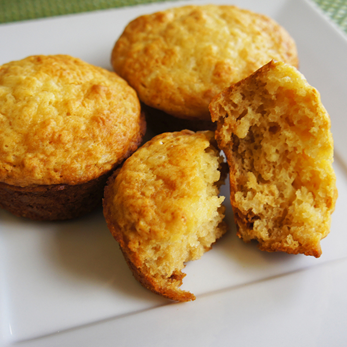 Rice & Shine Muffins Recipe