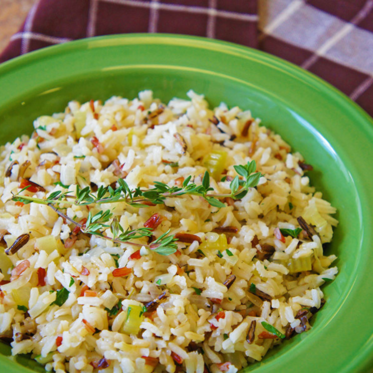 Royal Blend® Rice Pilaf Recipe