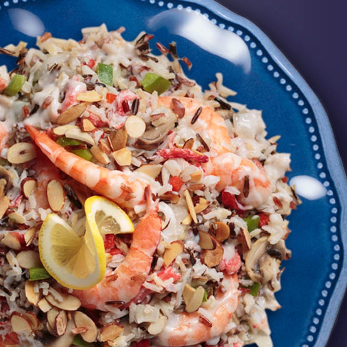 Royal Seafood Bake Recipe