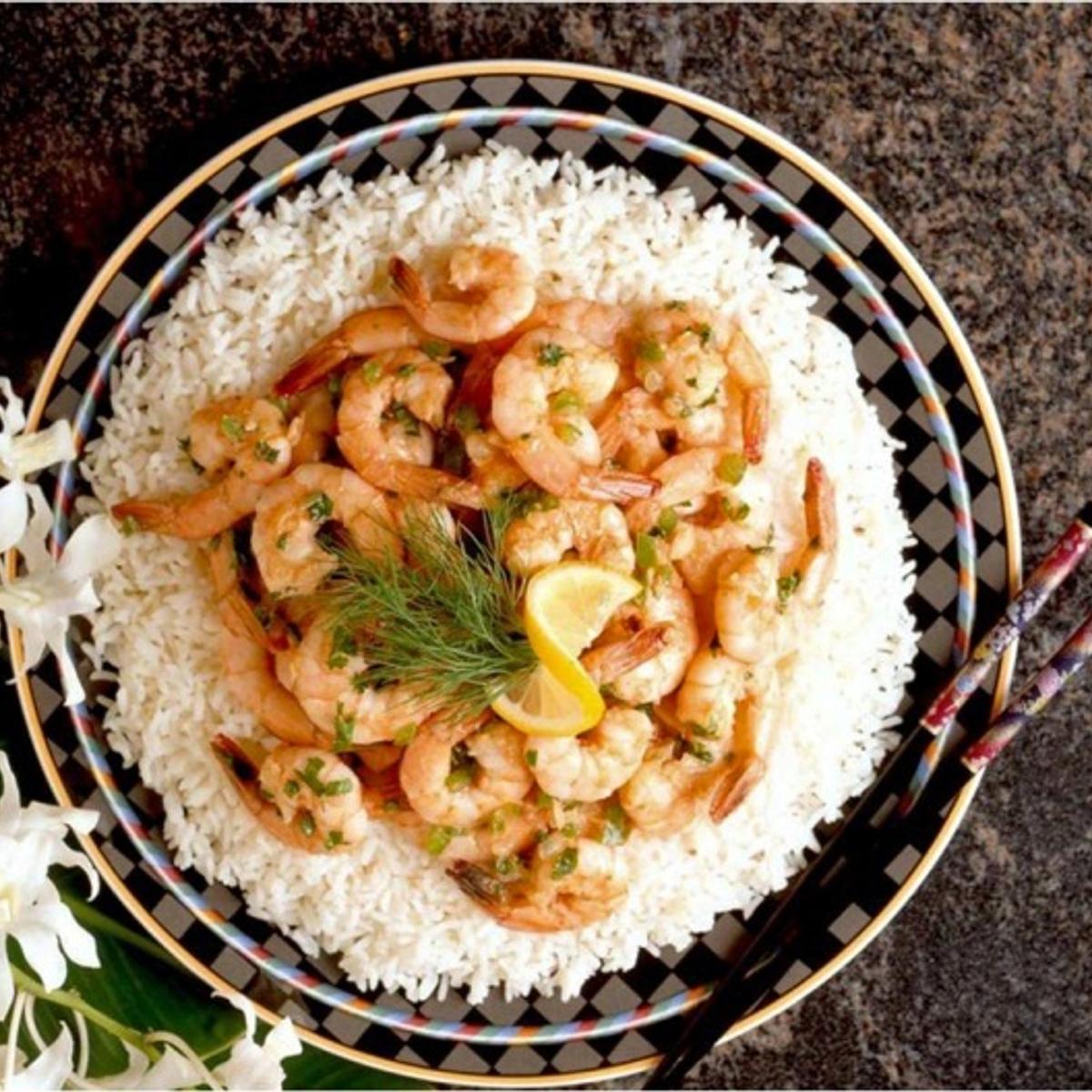 Shrimply Delicious Texmati® Rice Recipe