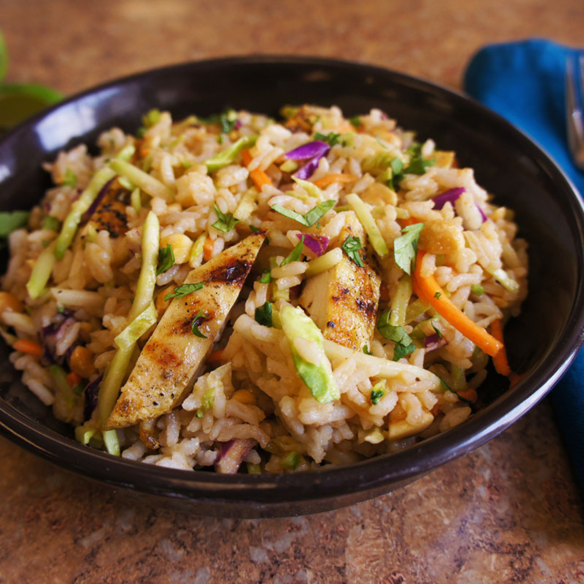 Spicy Chicken Salad Recipe